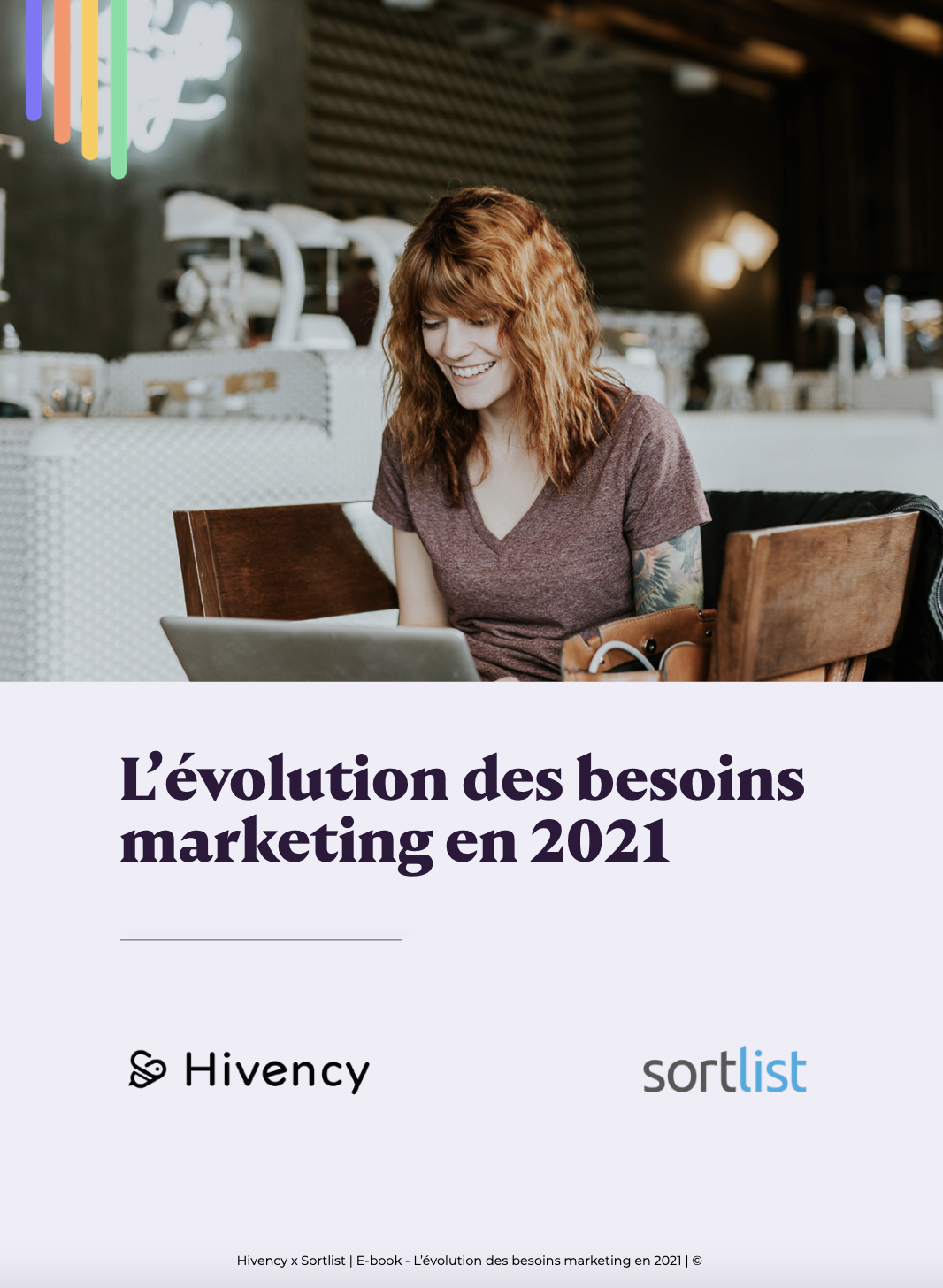 couverture ebook : évolution du marketing en 2021