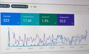 analyse seo google search console
